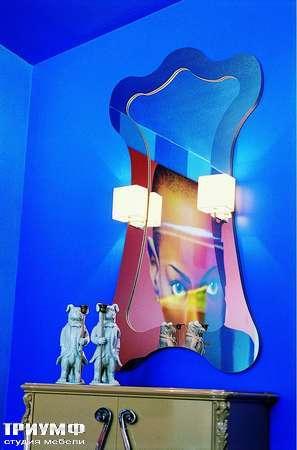 Итальянская мебель Creazioni - Зеркало Emily