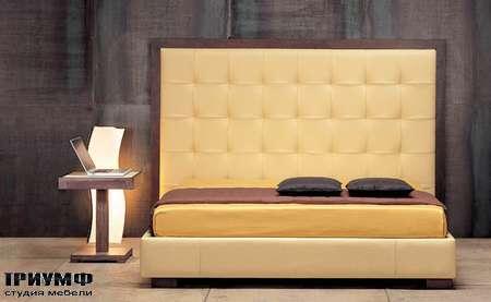 Итальянская мебель Valdichienti - Кровать quadratus 1
