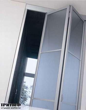 Итальянская мебель Albed - Дверь Screen гармошкой