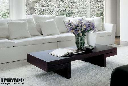 Итальянская мебель Porada - Журнальный столик Miyabi