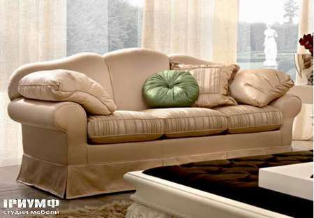 Итальянская мебель Dolfi - диван Baby