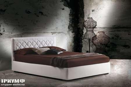 Итальянская мебель Milano Bedding - кровать Martinica