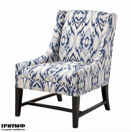 Голландская мебель Eichholtz - кресло harrison