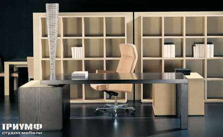 Итальянская мебель Valdichienti - Кабинет ufficio 3