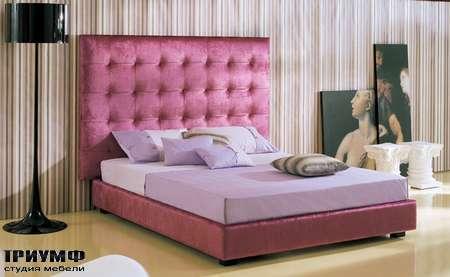 Итальянская мебель Valdichienti - Кровать quadratus 2