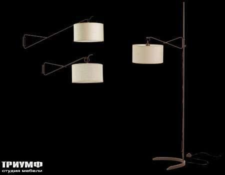 Итальянская мебель Cantori - светильники Lia