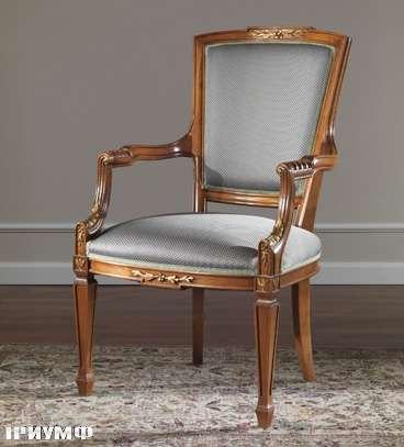 Итальянская мебель Colombo Mobili - Рабочее кресло арт. 286.Р кол. Corelli