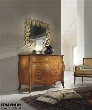 Итальянская мебель Interstyle - Passion комод