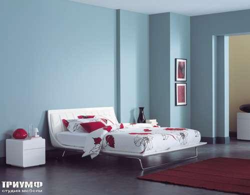 Итальянская мебель Flou - кровать prince