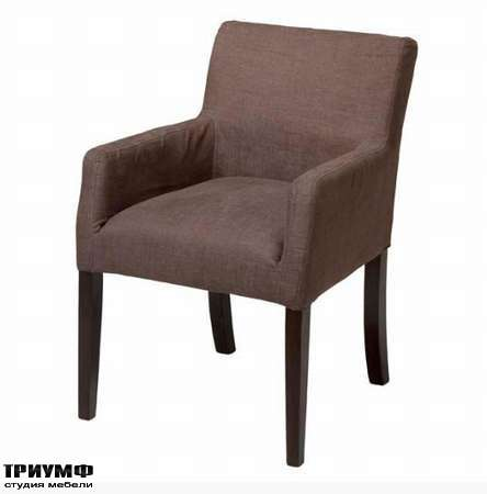 Голландская мебель Eichholtz - кресло louvre