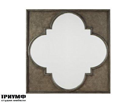 Американская мебель Universal Furniture - Curated Metal Mirror