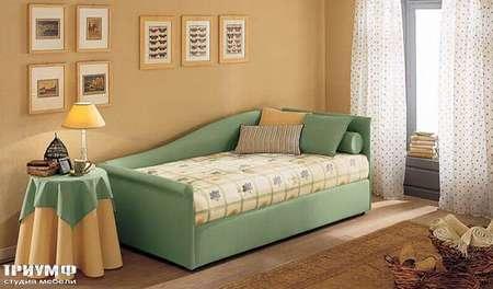 Итальянская мебель Halley - Кровать Medison детская для мальчика