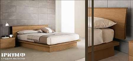 Итальянская мебель Map - кровать Arcadia