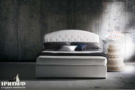 Итальянская мебель Milano Bedding - кровать Moorea