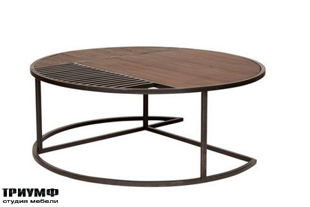 Американская мебель Cisco Brothers - Gallatin Coffee Table