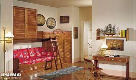 Итальянская мебель Caroti - Детская классика, коллекция La vecchia marina