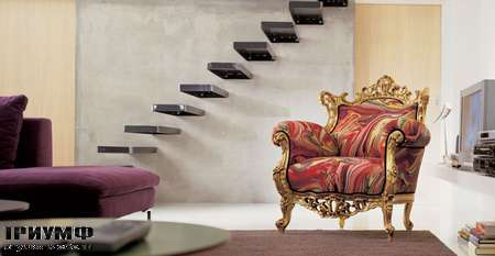 Итальянская мебель Moda by Mode - кресло Hip Hop 2