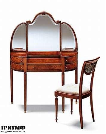 Итальянская мебель Medea - Столик туалетный арт. 418 R