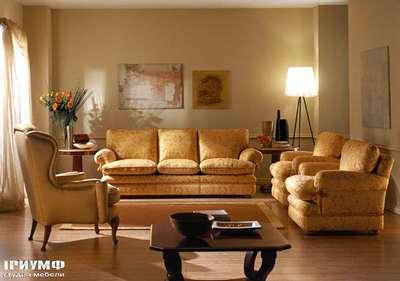 Итальянская мебель Zanaboni - Диван классический London