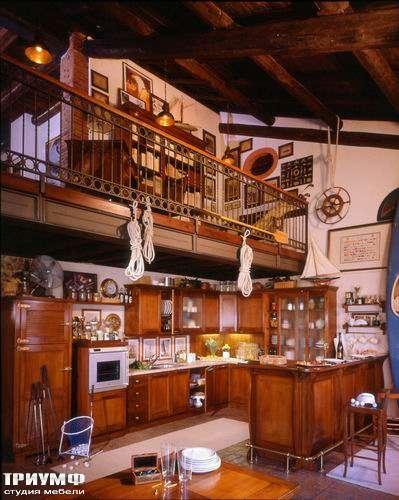 Кухня Lofti Италия