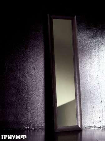 Итальянская мебель Potocco - зеркало Aura