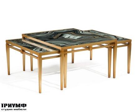 Американская мебель John Richard - Agate Cocktail Tables