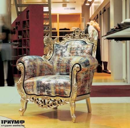 Итальянская мебель Moda by Mode - кресло Hip Hop 3