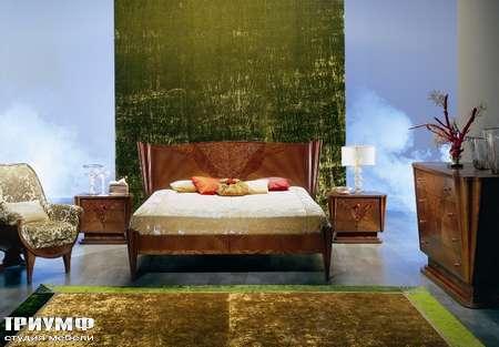Итальянская мебель Carpanelli Spa - Кровать Fusion LE05