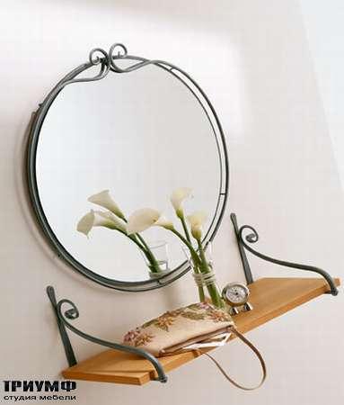 Итальянская мебель Ciacci - Зеркало Riflessi