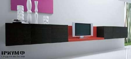 Итальянская мебель Varaschin - модули Scacco XI