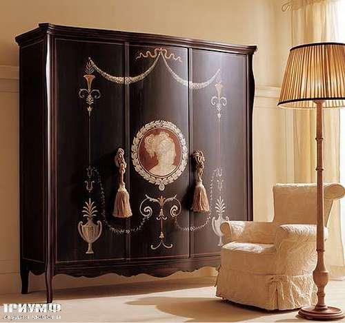 Итальянская мебель Giusti Portos - Шкаф Libetry