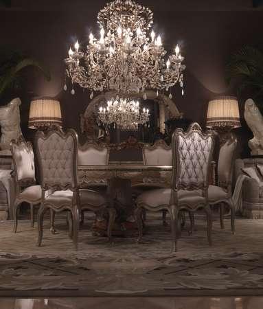 Итальянская мебель Jumbo Collection - Стол круглый Lасе