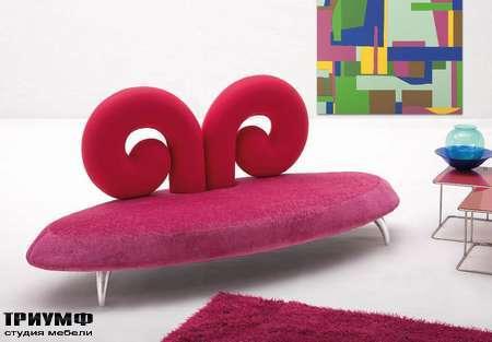 Итальянская мебель Giovannetti - Диван Aries