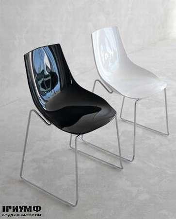 Итальянская мебель Olivieri - Стул Diamond блестящий