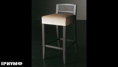 Итальянская мебель Meridiani - барный стул Kerr