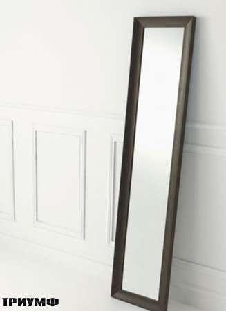Итальянская мебель Potocco - зеркало аура напольное