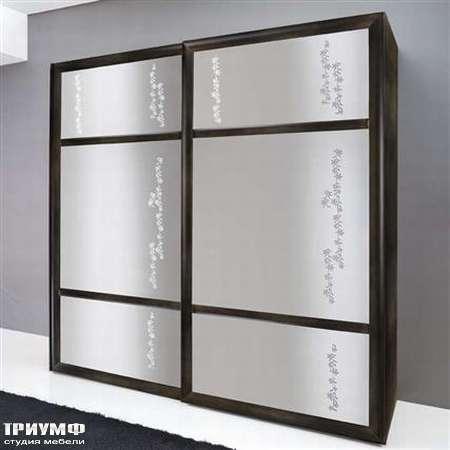 Итальянская мебель Interstyle - Passion шкаф