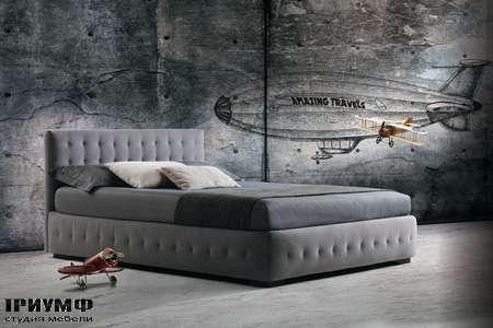 Итальянская мебель Milano Bedding - кровать Phuket