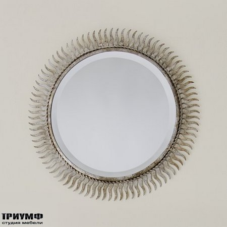 Американская мебель Globalviews - Eclipse Mirror Silver