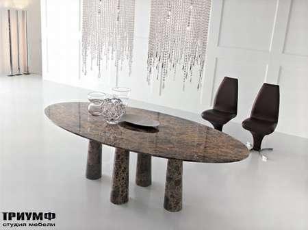 Итальянская мебель Cattelan Italia - Стол Santos