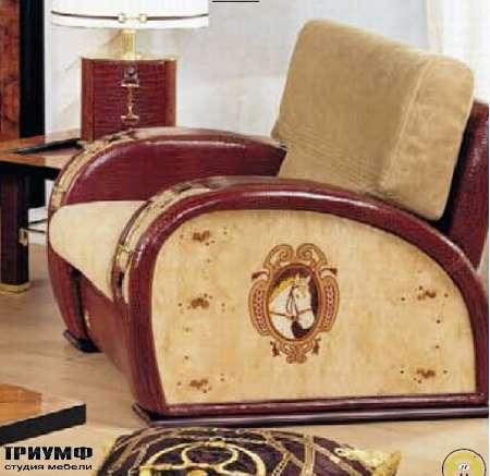 Итальянская мебель Formitalia - Диван Ribot