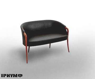 Итальянская мебель Rossi di albizzate - диванчик shoku