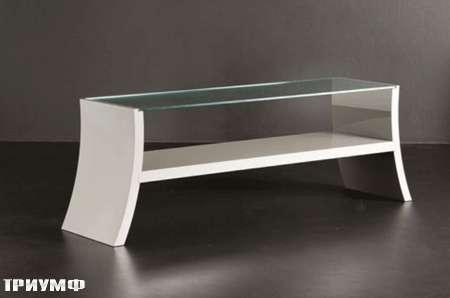 Итальянская мебель Potocco - консоль Grace