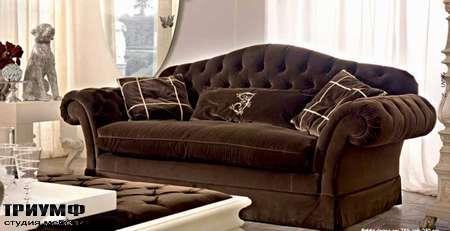 Итальянская мебель Dolfi - диван Frida