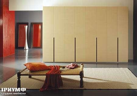 Итальянская мебель Vittoria - шкаф Incassata battente
