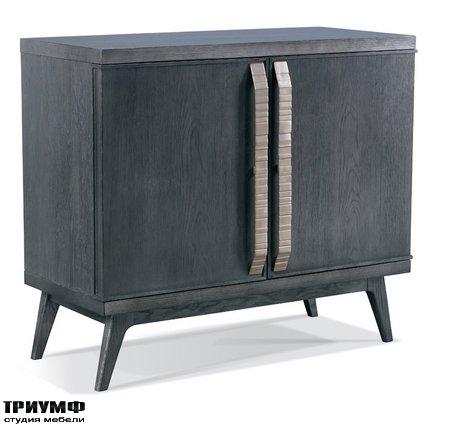Американская мебель Hickory White - Bond Bar Cabinet