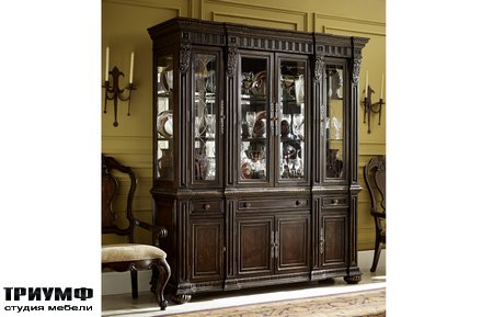 Американская мебель Legacy Classic - La Bella Vita China Hutch