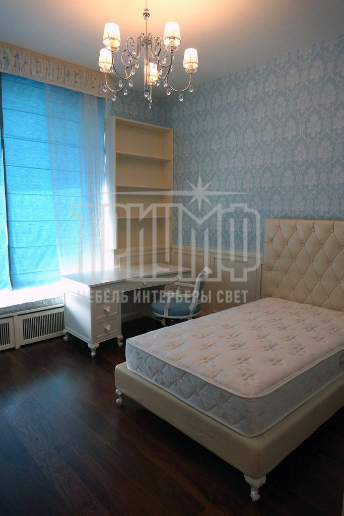 Квартира в районе Хамовников. Студия Триумф