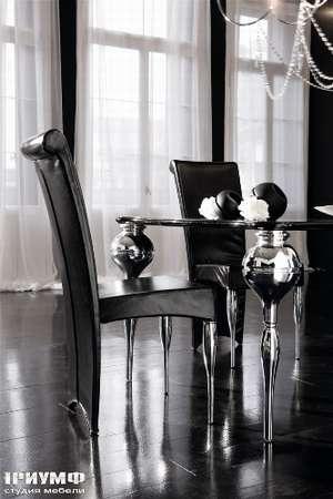 Итальянская мебель Noir Cattelan Italia - Стул Lolita