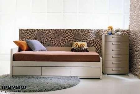 Итальянская мебель Di Liddo & Perego - Диван Deep с ящиками